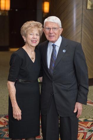 Holocaust Museum LBJ Dinner, 6/16  Laurie Boniuk, Dr. Milton Boniuk