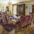 Living room at 4906 Park Ln. in Dallas