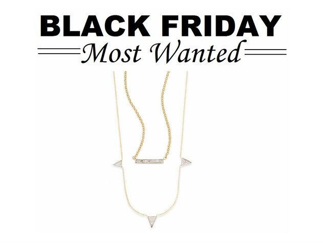 Black Friday necklace