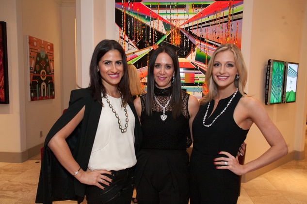 News, Shelby, CAMH Another Great Night, Nov. 2015, Lisa Zadok, Amy Zadok, Michelle Zadok
