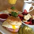 Breakfast at Tecolote Cafe in Santa Fe