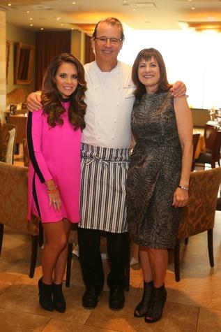 News, Shelby, Dec My Room luncheon, Oct. 2015 Joanna Marks, Robert Del Grande, Ellie Francisco