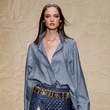 Fashion Week spring summer 2014 Donna Karan Look 12