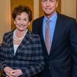 News, Shelby, Terry Bradshaw luncheon, Sept. 2014, Ann Trammell, Jeff Paine