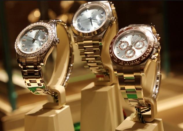 Rolex Boutique Galleria Clifford Video still