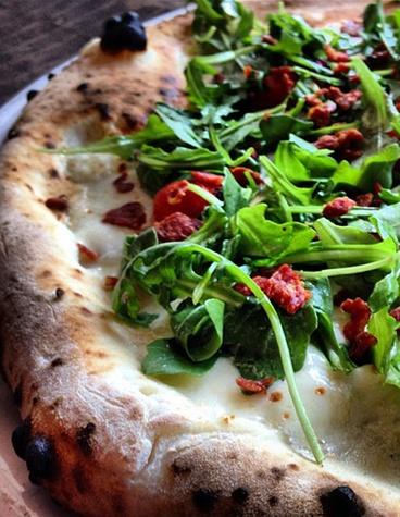 Cane Rosso pizza