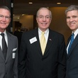 2 Charles Tate, from left, John Nau III and Paul Hobby at the Future of Leadership luncheon April 2014