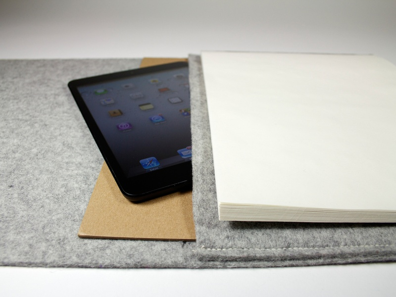 "UH ""Architecture of the object"" class at PH Design, December 2012, looseleaf Padfolio 2"