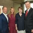 Allan McBee and Lynn McBee, Micki Rawlings, Mayor Mike Rawlings, Building Hope Dinner