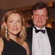 Naomi Halas and Peter J.A. Nordlander at the Welch banquet October 2014