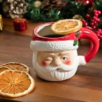 Bad Santa cocktail, Proper