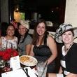 Austin Influential Group Derby Day at Ten Oak Gloria Orozco Alice Garza Caroline Carter Angie Hanna