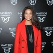 9 Rochelle Aytes at the opening of Mastro's Steakhouse in NYC November 2014