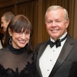Lynne Bentsen and John Stofer at the Preservation Houston Cornerstone Dinner February 2014