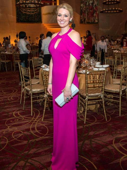 Houston, Ballet Ball gowns, Feb 2017, Christina Stith in Badgley Mischka