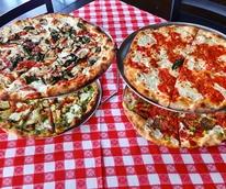 Grimaldi's Coal Brick-Oven Pizzeria pizza