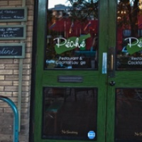 Austin Photo: Places_Food_peche_exterior