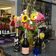 1 Floral arrangement at the Corner Table business lunch July 2014