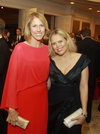 Pearl Ball, February 2013, Kimberly Albright, Julie Sudduth