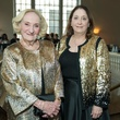 3 Sybil F. Roos, left, and Betsy Garlinger at the Houston Symphony Wolfgang Puck wine dinner March 2015