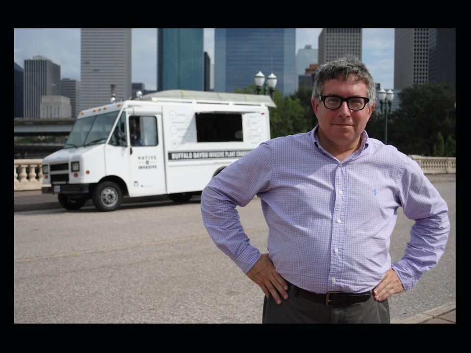 News_Houston Arts Alliance_civic art_January 2012_Buffalo Bayou Invasive Plant Eradication Unit
