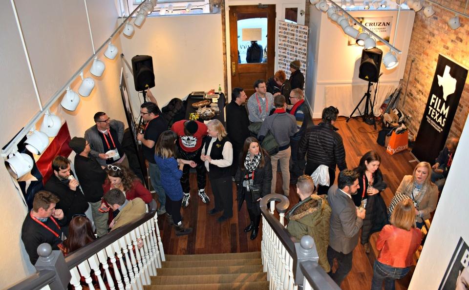 Film Texas party at Sundance Film Festival