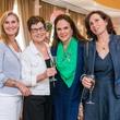BEAR luncheon 4/16,  Laura Claiborn, Mary Ann Detmering, Nancy Brasher, Cathy Fuselier