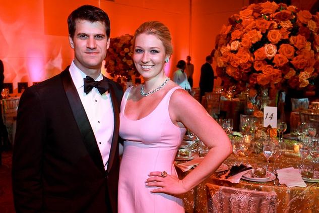 196 Callan Edquist and Christina Stith Houston Grand Opera Ball April 2015