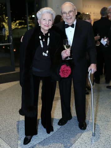 Caroline Rose Hunt, Rob Brackbill, Flora Award