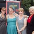Circle of Health International Fundraiser at Hotel St. Cecilia in Austin Connie pate Sera Bonds Lisa Morgan Lynne Hudson