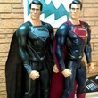 Superman figurines at Piranha Vintage store in East Dallas