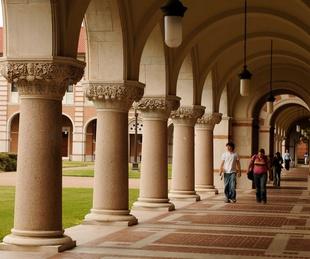 Places-Unique-Rice University students on campus