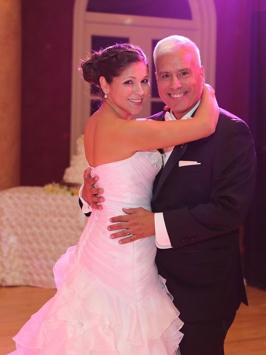 Wonderful Weddings, Scheyla and David, February 2013