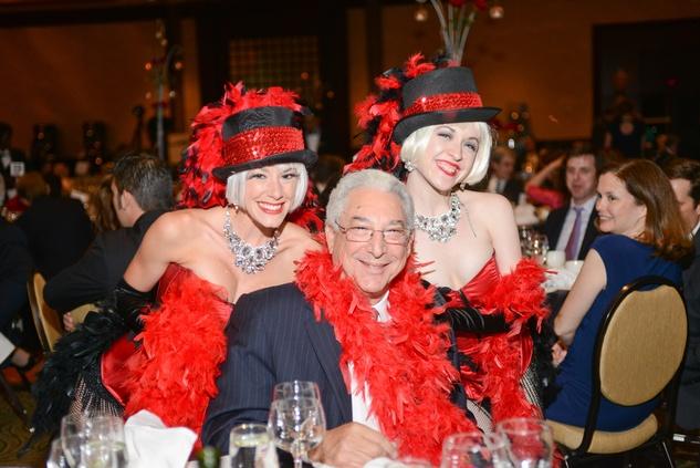 Ellis Tudzin at Nora's Home Gala May 2014