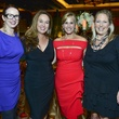 16 Rebekah Johnson, from left, Julie Brown, Vanessa Sendukas and Debbie Dalton at the March of Dimes Signature Chefs event October 2013