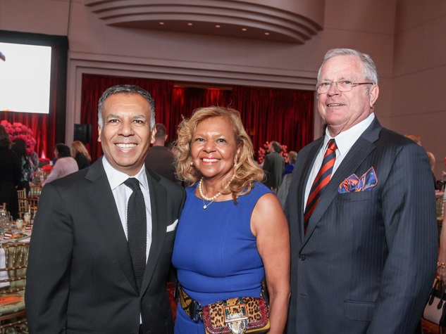 Legacy Luncheon, 9/16, Tony Bravo, Yvonne Cormier, Richard Weiner