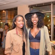 Writers in the School Party 4 Poetry April Joi, Shayla Hill