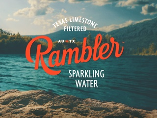 Rambler Sparkling Water logo Riptide Waters 2015
