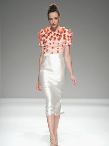 Fashion Week spring summer 2014 Bibhu Mohapatra