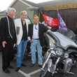 23 Peter Sommer, from left, Steve Lamb and Gregg Schoh at Deacons of Deadwood