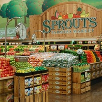 Sprouts Farmers Market, produce