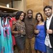 Houston, Saint Bernard opening party, April 2016, Gina Armstrong, Andre Evans, Sara Goel, Sid Aranke