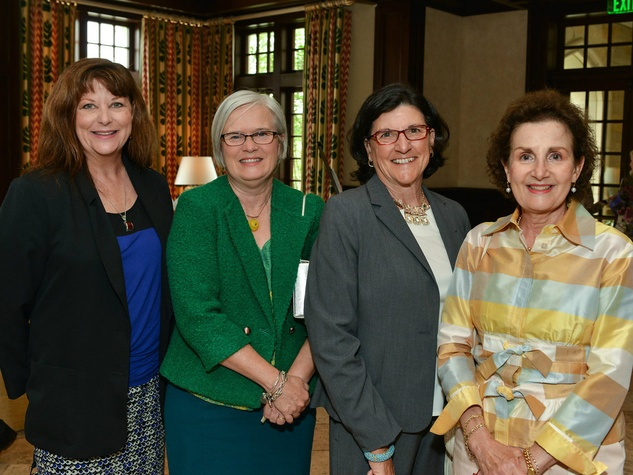 2.	Melissa Tinning, Anne Gaspari, Jackie Young, Pat Bowman, can do luncheon