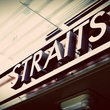 Straits Restaurant Houston sign