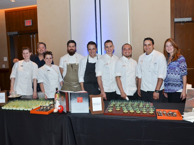 4th Annual Pay it Forward Benefit with Daniel Curtis in Austin Philip Speer and Uchi Family