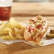 Lobster Roll Table 57 at H-E-B February 2015