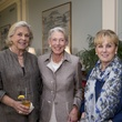 Shelley Brazelton, from left, Lynda Underwood and Fran Fondren at the Small Steps Nurture & Nourish Luncheon September 2014