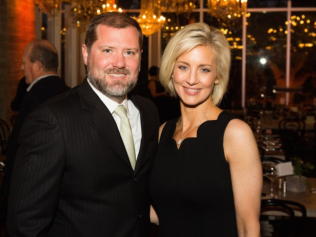 UTHealth Children's Learning Institute's fifth annual tasting dinner, Troy and Susan Carson