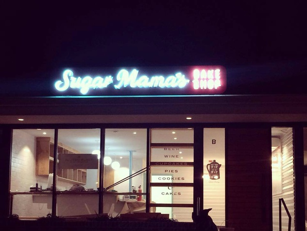 Sugar Mama's bakeshop east side