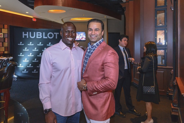 News, Shelby, Hublot party, The Marquis, May 2015 bobby Dixon, Dr. Akash Bhagat